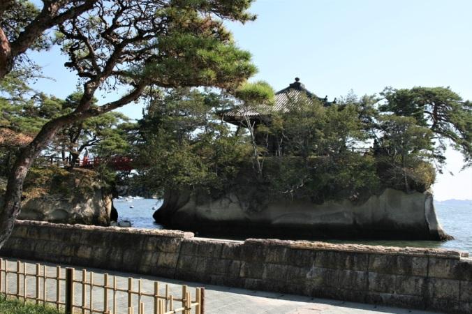 Godaido Temple in Matsushima