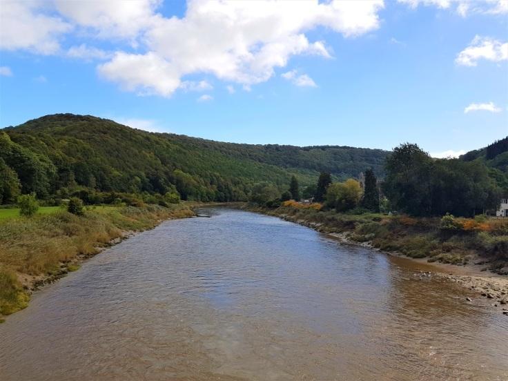 The River Wye at Tintern